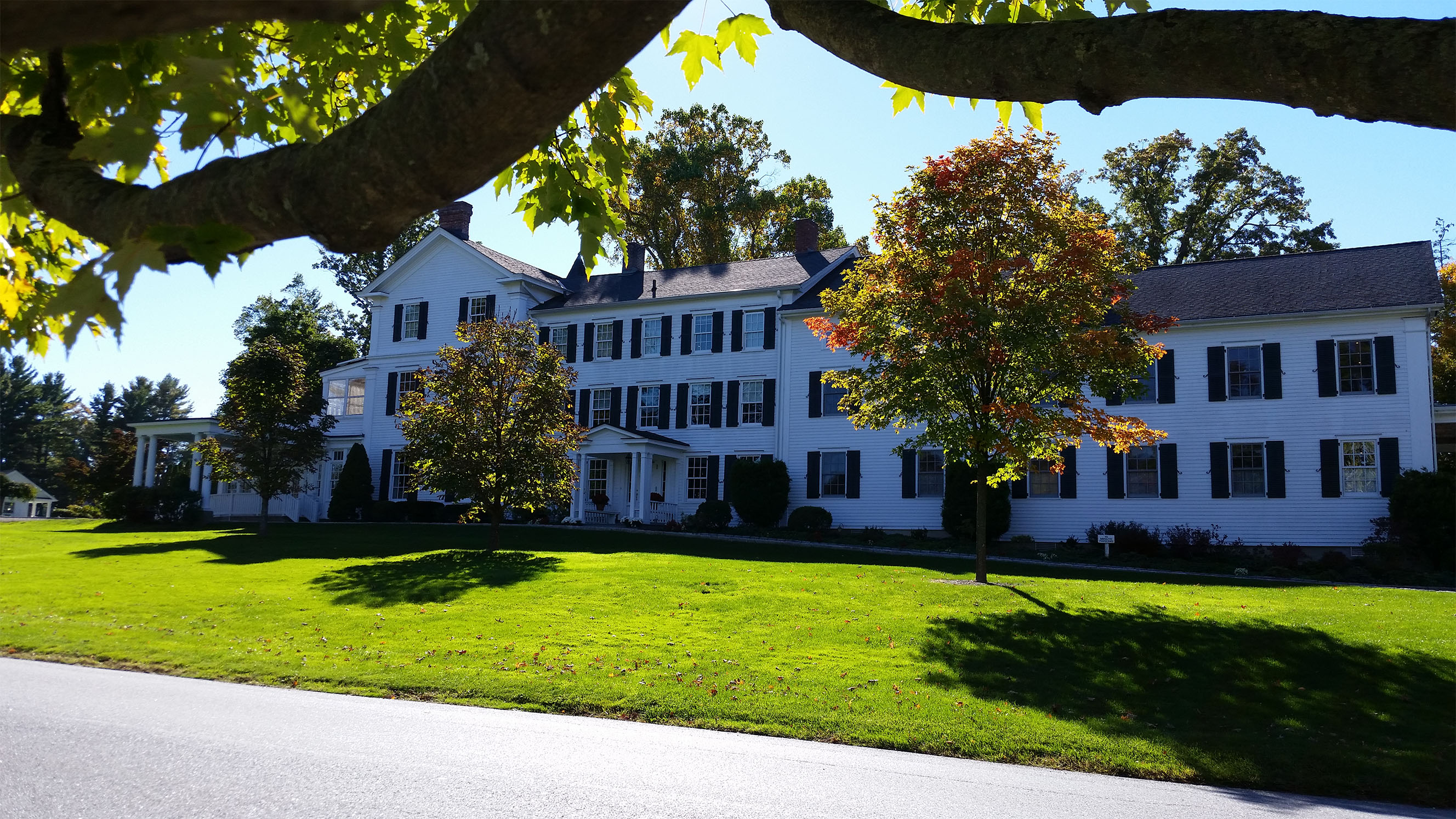 3. Club House (a former Mead Home)