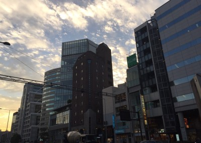 72. More Aoyama Street at Our Nearby Aoyama 5-chome Crossing